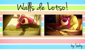 Wallpapers de Lotso by Tutoriales-Sochy