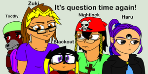 Question Time! by ifreakinglovegames