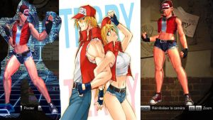Cammay cosplays Terry Bogard Version 2 by salimano3