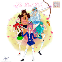 The Pixel Pact! by YunAltelier