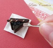 chocolate cake ring 2 by PetiteCreation