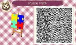 Puzzle Path by GumballQR