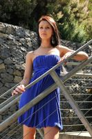Tara - blue formal dress 5 by wildplaces