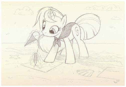 21. Vacation by sherwoodwhisper