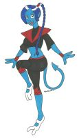 Ty Lee - Nightcrawler by cqmorrell