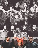 A Collection of Paramore by sorryeyescansee