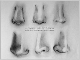 Noses by Almirith7
