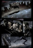 Horror Comic Book 1 by Homeros-Gilani