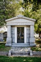 Ford Mausoleum by TomFawls