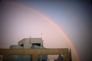 Somewhere over the rainbow by Lu-Andre