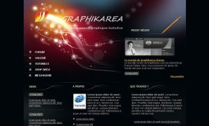 graphikarea version 1.5 by raf252