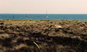 across th dunes by awjay
