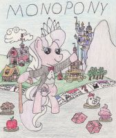 The Game of Monopony by DarkKnightWolf2011