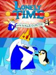 Lonely Time with Ice King and Gunter by -coldfusion-