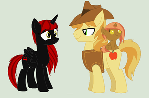 Our Happy Family (RedBurn) by wezzie1