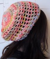 fisherman's slouchy hat by Brookette