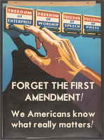 Forget The First Amendment! by poasterchild