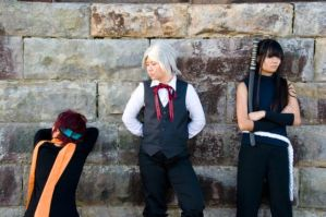 D.Gray-Man: A Rest Awaiting by silverharmony