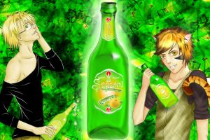 Beer :3 by M-Asami-the-szilf