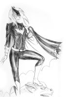 Batwoman by bredenius
