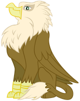 Griffin 1 by BonesWolbach