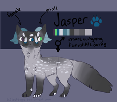 Jasper ref 2013 by lostdoge