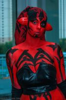 Darth Talon 3 by Insane-Pencil
