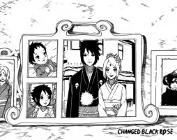 Family Uchiha by byBlackRose