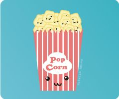 Pop Corn by natalia-factory