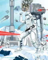 Seige of Hoth Base (update) by sithlord151