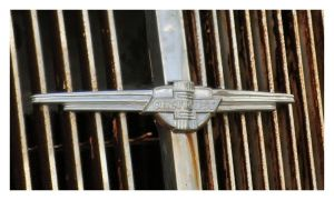 Old Chevrolet Truck Emblem by TheMan268