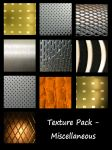 Texture Pack - Miscellaneous by rockgem