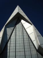 Air Force Academy Chapel 4 by Davidk1960