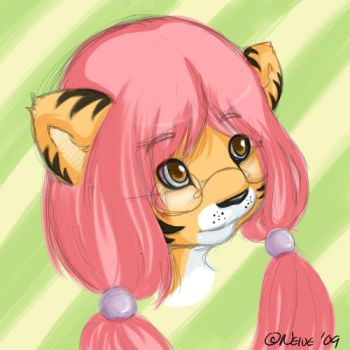 Practice - Colored Sketch by Neive