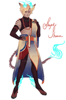 [Shageki] Shaman Auction closed by aourii