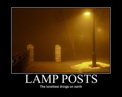 Demotivational Poster- Lamps by Aquaticpainter