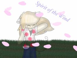 ~Spirit if the Wind~ by JJ-cat