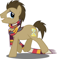 Vector #641 - Dr. Hooves #3 by DashieSparkle