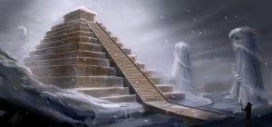 Artic Temple by thepenciler