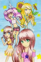 .: summer is here :. by miru-kai