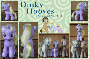Dinky Whooves by phasingirl