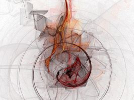 Pool of Flame by sentrien