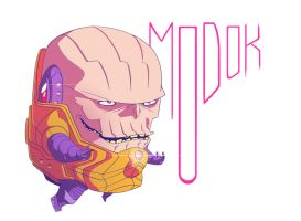MODOK by BryanTheEvery