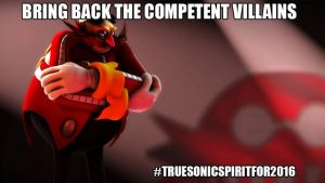Bring Back the Competent Villians by WeWantSonicA3