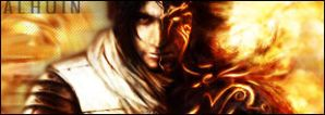 Prince of Persia by Alhuin