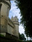 Castle Of Pierrefonds II by Cleobuline