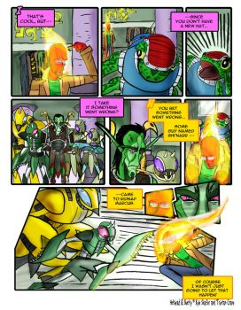 Chapter 2 Page 3 by Hothead-Shorty-Comic