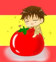 Chibi Spain by Blaane