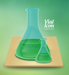 Vial Icon by eddybiel