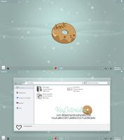 ScreenShot Cute Donut' By {KayTutoriales} by Kay-Editions